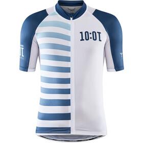 Craft ADV HMC Endur Graphic Jersey Men, blanco/azul